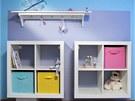 Málo využívaným, ale praktickým fíglem je zvýraznit část místnosti jinou barvou