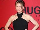 Renée Zellwegerová na přehlídce Hugo Boss (17. ledna 2013)