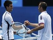 �SM�VY. Radek �t�p�nek prohr�l s Novakem Djokovi�em ve 3. kole Australian Open,