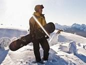 Snowboarding byl životní styl a éra jedné generace, říkají někteří odborníci.