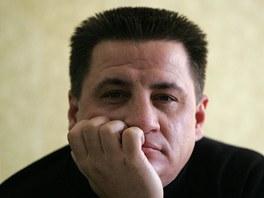 Šéf litvínovského podsvětí Martin Macháček