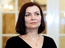 Radka Nečasová doprovodila manžela Petra na tradiční novoroční oběd s...