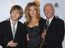 Paul Hogan, Linda Kozlowski a jejich syn