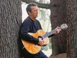 Eric Clapton (z knihy Chris Welch: Clapton - Ilustrovan� �ivotopis)