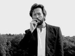 Eric Clapton v roce 1993 (z knihy Chris Welch: Clapton - Ilustrovaný životopis)