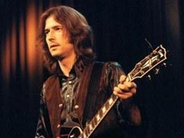 Eric Clapton v roce 1969 v Kodani (z knihy Chris Welch: Clapton - Ilustrovaný