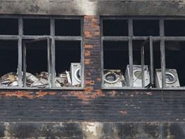 Společnost HP Tronic měla v budově 103 baťovského areálu ve Zlíně jeden ze...