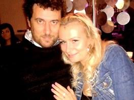 Eva Feureislová se ani v SuperStar netajila tím, že je jejím přítelem Domenico