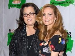 Rosie O'Donnellová a Michelle Roundsová