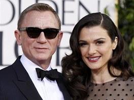 Daniel Craig a Rachel Weiszová