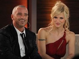 Eros Ramazzotti a Michelle Hunzikerov� (2010)