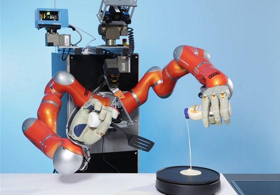 Palačinku od robota?