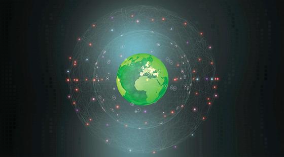 Propojená a sledovaná planeta, to je vize projektu FutureICT.