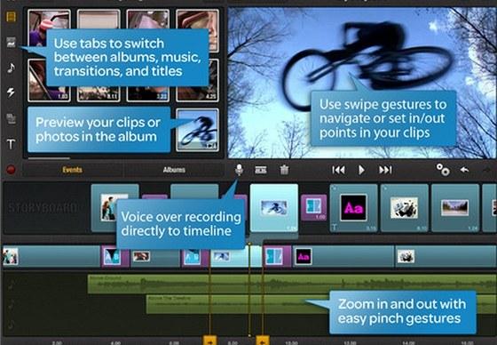 Pinnacle Studio je variantou kvalitního videoeditoru, určenou pro použití na