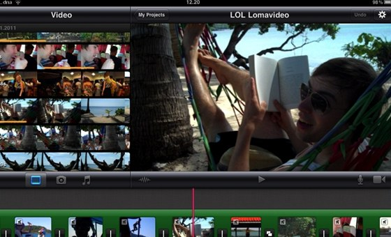 Aplikace iMovie obsahuje takov� mno�stv� funkc� a n�stroj�, �e v�s zabav� na
