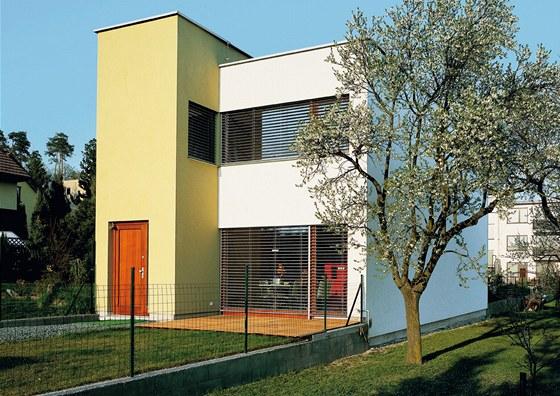 Rodinný dům v Brně Lesné, 2007