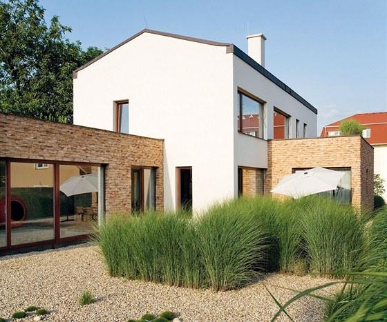 Novostavba rodinného domu v Modřicích, 2006
