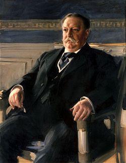 William Howard Taft byl prezidentem USA v letech 1909 - 1913, BMI 42,3, jak uvádí Forbes.