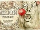 V devadeátých letech si tvůrce skutečných českých peněz Oldřich Kulhánek nakreslil a vytiskl pro potěšení parafráze bankovek různých států.