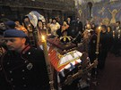 Premiér Dačić ocenil návrat ostatků jako dobré znamení pro sjednocování Srbů....