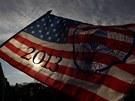 Washington se připravuje na inauguraci Baracka Obamy(21. ledna 2013)