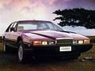 Rok 1976 p�inesl hranat� model Lagonda, kter� moc p��znivc� nez�skal. St�l