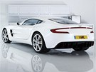 Aston One-77: Aston Martin st�le um� dob�e prod�vat. Limitovan� s�rie 77 kus�