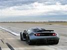 Hennessey Venom GT při rekordním pokusu