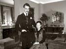Hraběnku Theresu si Karel Schwarzenberg vzal v dubnu 1967. Následoval syn Jan a