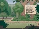 Koralína, panel 13.