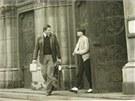 Pater Alois Kánský na fotografii z 80. let