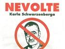 Inzerát NEVOLTE Karla Schwarzenberga z pátečního deníku Blesk