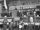 Zápotocký v Brodě. Komunističtí prezidenti a premiéři na oficiální návštěvy
