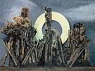 Max Ernst: Der große Wald, 1927