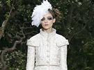 Chanel Haute Couture kolekce jaro - léto 2013