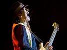 Santana se k n�m vrac� po t�ech letech.
