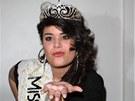 Vítězka soutěže Miss Ronde 2013 Julia Castelliová