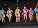 Finalistky soutěže Miss Ronde 2013