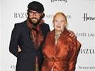 Vivienne Westwoodov� a jej� man�el Andreas Kronthaler