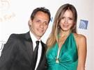 Marc Anthony a Shannon De Lima (prosinec 2012)