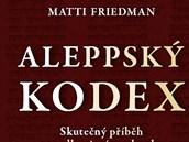 Obálka knihy Aleppský kodex