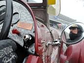 Veter�nsk� rally Winter Trial projela �eskem, Startuje v Nizozem� a c�l je u