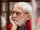 Dramatik a bývalý politický vězeň Jiří Stránský