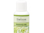 Hroznový olej pro pleť, tělo a vlasy, Saloos, 232 korun