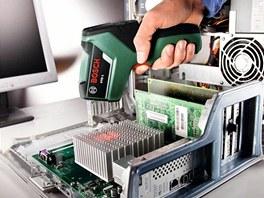 Detektorem lze měřit až do teplot 200 °C.