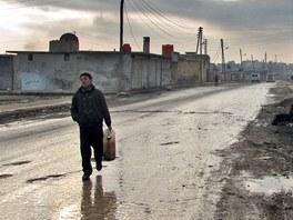 Aleppo, S�rie (leden 2013)