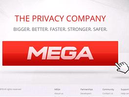 Služba Mega je nástupcem populárního Megauploadu