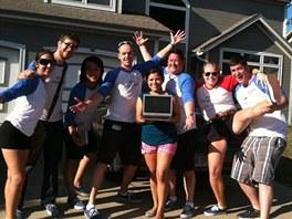 Studenti v Kansas City se radují z rychlého internetu od Google Fibre