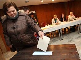Strana Vratislava Mynáře byla v Osvětimanech úspěšná, Miloš Zeman dostal ve