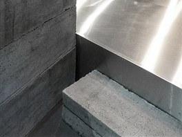 Stavebn� prvky nahradily klasick� schody.